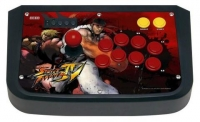 Hori Street Fighter IV Stick Box Art