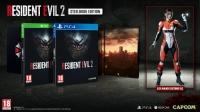 Resident Evil 2 - Steelbook Edition Box Art