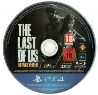 Last of Us, The: Remastered (Yellow Dot, English) Box Art