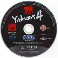 Yakuza 4 Box Art