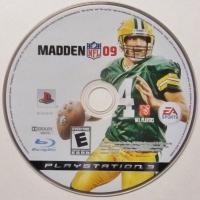 Madden NFL 09 Box Art