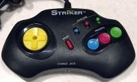 Striker Stereo Control Pad Box Art