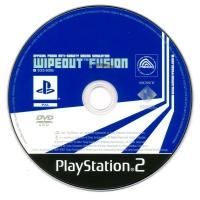 Wipeout Fusion [DK][FI][NO][SE] Box Art