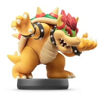 Bowser - Super Smash Bros. (red Nintendo logo) Box Art