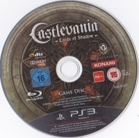 Castlevania: Lords of Shadow [UK] Box Art