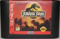 Jurassic Park (cardboard box) Box Art