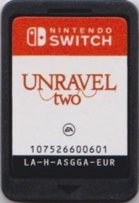 Unravel two [FR][NL] Box Art
