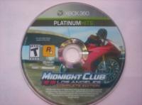Midnight Club: Los Angeles - Complete Edition - Platinum Hits Box Art