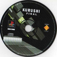 Kurushi Final: il Puzzle Game in 3D Box Art