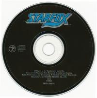 Star Fox Box Art