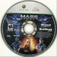 Mass Effect Box Art
