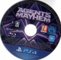 Agents of Mayhem - Day One Edition [IT] Box Art