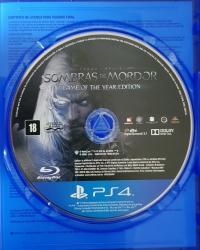 Terra-Média: Sombras de Mordor - Game Of The Year Edition Box Art