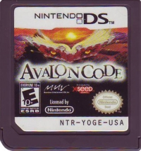 Avalon Code Box Art