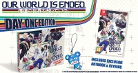 Our World Is Ended - Day One Edition Box Art