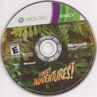 Kinect Adventures! Box Art