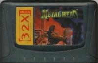 Metal Head Box Art