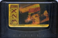 Virtua Racing Deluxe Box Art