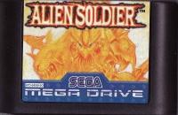 Alien Soldier [GR] Box Art