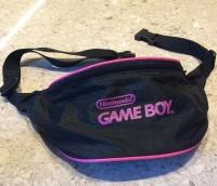 Gameboy Fanny Pack Box Art