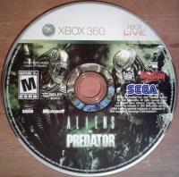 Aliens vs Predator Box Art