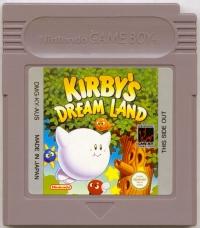 Kirby's Dream Land Box Art