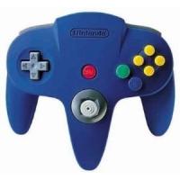 Nintendo 64 Controller - Blue Box Art