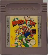 Mario & Yoshi Box Art