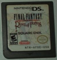 Final Fantasy Crystal Chronicles: Ring of Fates Box Art
