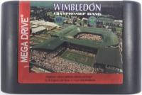 Wimbledon Championship Tennis Box Art
