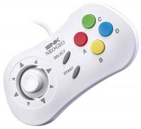 Neo Geo Mini pad (white) Box Art