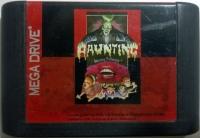 Haunting starring polterguy Box Art
