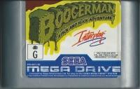 Boogerman: A Pick and Flick Adventure (silver cart) Box Art