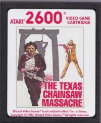Texas Chainsaw Massacre, The (reproduction) Box Art