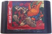 ToeJam & Earl in Panic on Funkotron Box Art