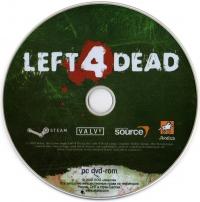 Left 4 Dead [RU] Box Art