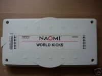 World Kicks Box Art