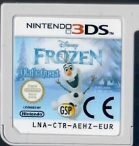 Disney Frozen: Olaf's Quest Box Art