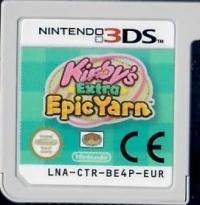 Kirby's Extra Epic Yarn Box Art