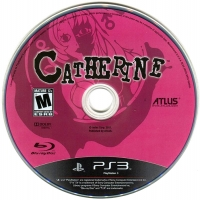 Catherine Box Art