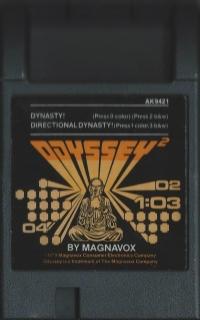 Dynasty! Box Art