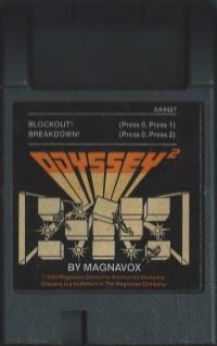 Blockout! / Breakdown! Box Art
