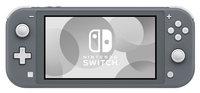 Nintendo Switch Lite - Gray Box Art