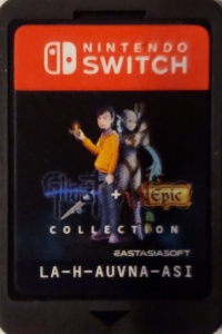Ghost 1.0 + Unepic Collection Box Art