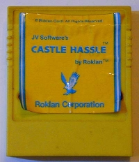 Castle Hassle Box Art