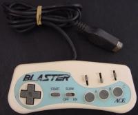 Ace Blaster (white) Box Art