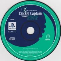 International Cricket Captain 2002 Box Art