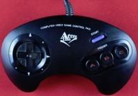 Access Line Computer Video Game Control Pad Box Art