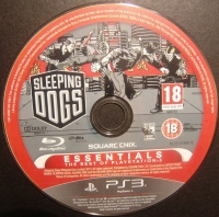 Sleeping Dogs - Essentials Box Art