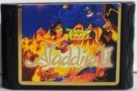 Aladdin 2 Box Art